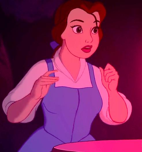 princesas de Disney con kilos de más