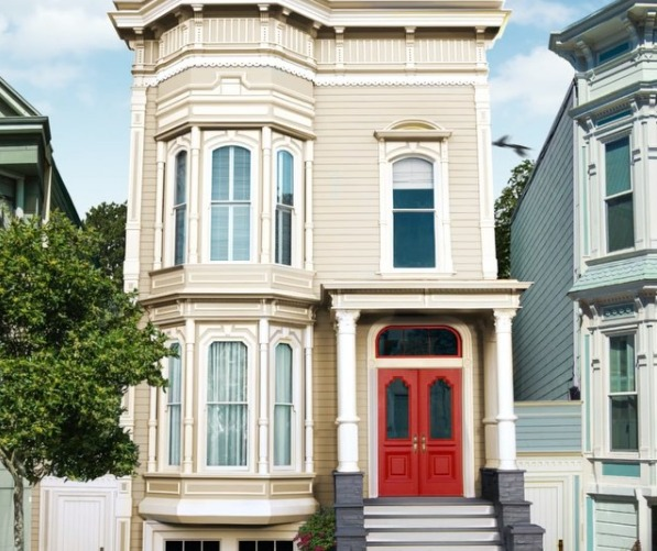 ¡Ya puedes rentar la casa de Full House! (SERIOUSLY!)