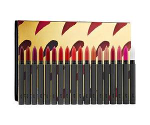 colección labiales crayón