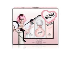 Katy Perry's Mad Love Eau De Parfum Gift Set