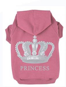 sudadera princess