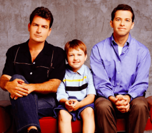 Jake de Two and a Half Men