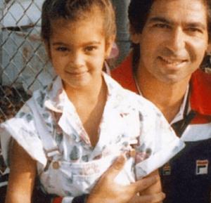 Los famosos celebraron el Día del Padre