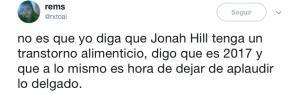 La dramática perdida de peso de Jonah Hill