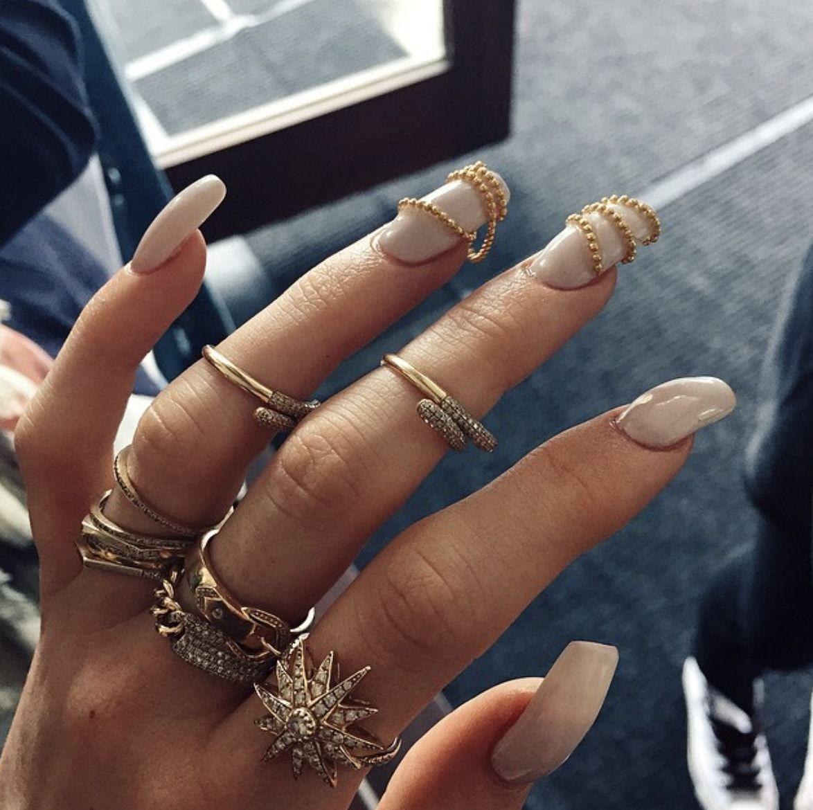 5 estilos de uñas