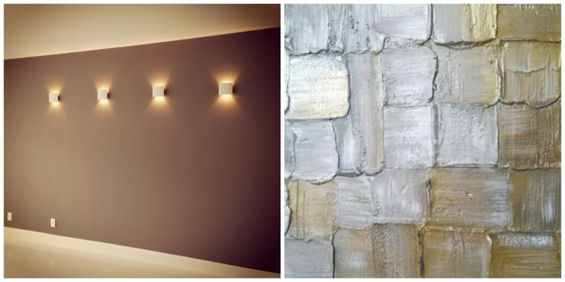 Collage pared