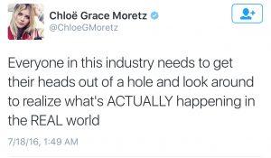 Chloe Grace Twitter
