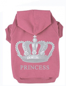 sudadera princess