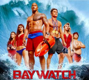 Protagonistas de Baywatch intentado entender el español