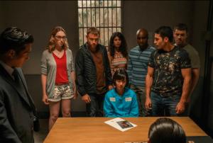 Netflix cancela Sense8