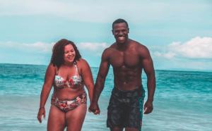 foto de esta pareja se hizo viral por una inspiradora razón