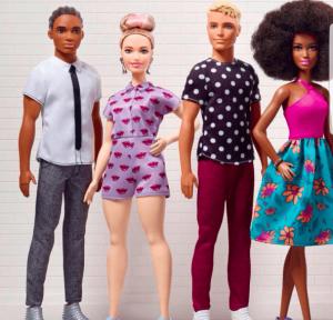 El nuevo look de Ken
