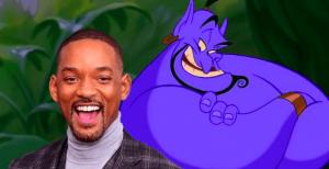 actores interpretarán a Aladdin y Jasmine