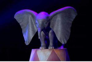 Cómo lucirá Dumbo en la nueva versión de Tim Burton