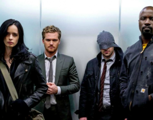 crítica de The Defenders