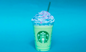 Starbucks lanza el Mermaid Frappuccino