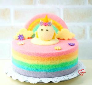 pasteles más esponjosos