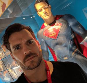 Superman envía un mensaje de apoyo a México