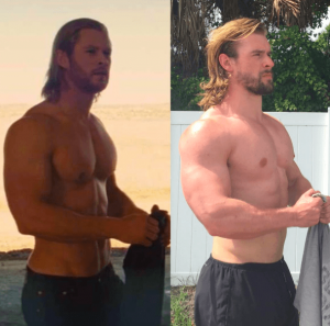 Te presentamos al Thor de la vida real