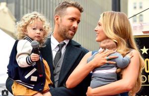 La hija de Ryan Reynolds canta en el nuevo álbum de Taylor Swift