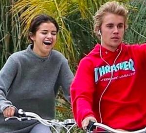 Justin Bieber y Selena Gomez juntos de nuevo