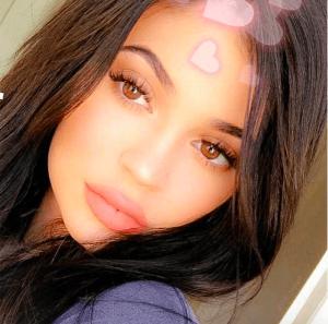 Kylie Jenner compró tampones
