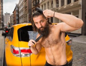 calendario de los taxistas de Nueva York