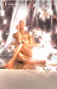 nuevo desnudo de Kim Kardashian