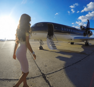 Rentar un Jet privado para sacarte fotos
