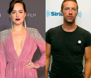 Dakota Johnson y Chris Martín ¿tienen un romance?