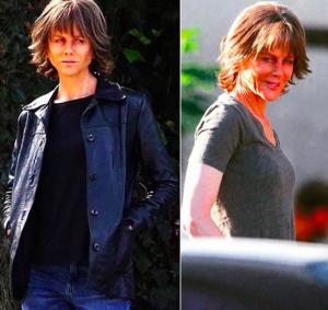 Nicole Kidman cambia de look para su nueva película