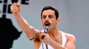 Se suspendió la filmación de la película de Freddie Mercury