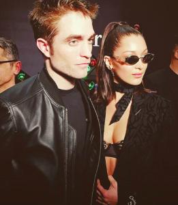 Bella Hadid y Robert Pattinson podrían tener un romance