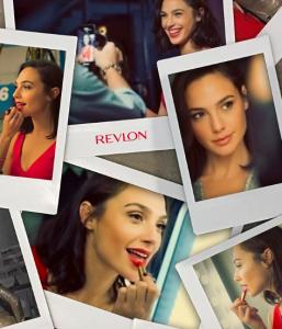 Gal Gadot es el nuevo rostro de Revlon
