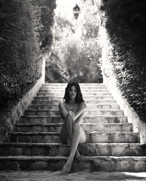 fotos de Kendall Jenner desnuda