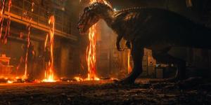 nuevo tráiler de Jurassic World