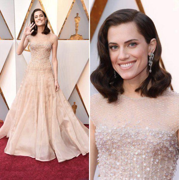mejores looks de la alfombra roja de los Oscar 2018