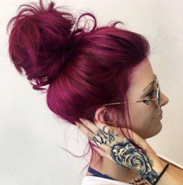teñir tu cabello de rosa