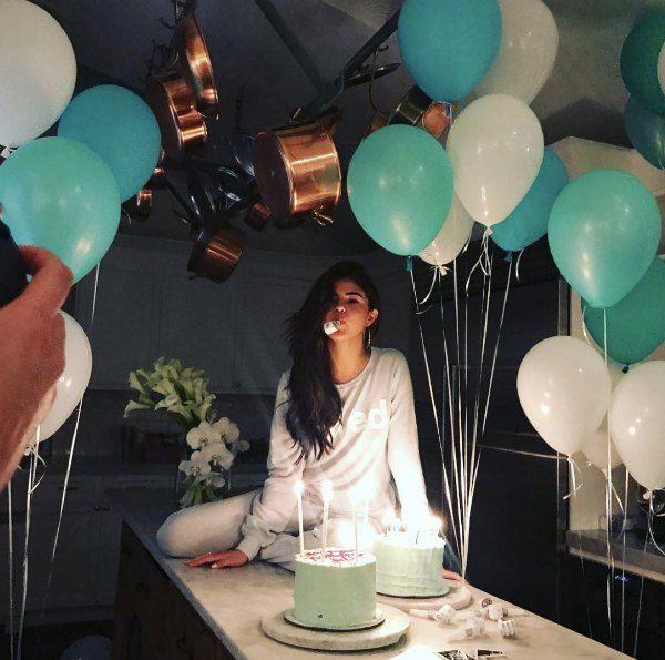 Selena Gómez dejó de seguir en Instagram