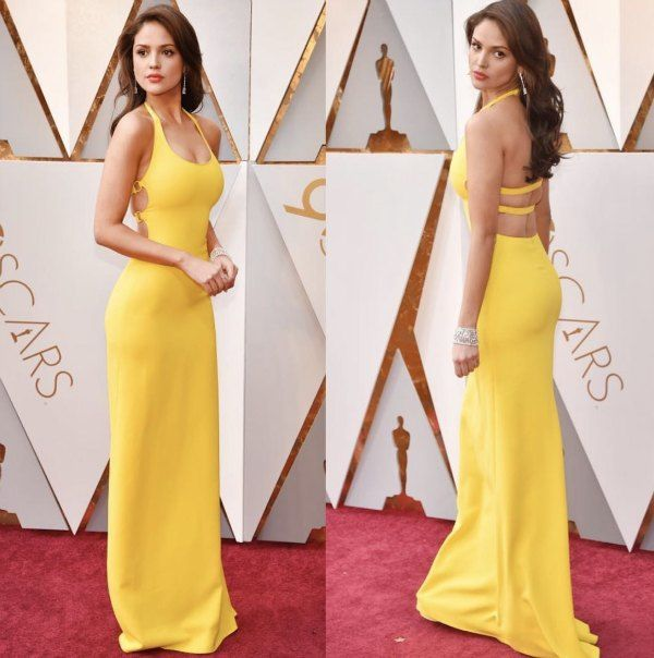 precio del vestido de Eiza González