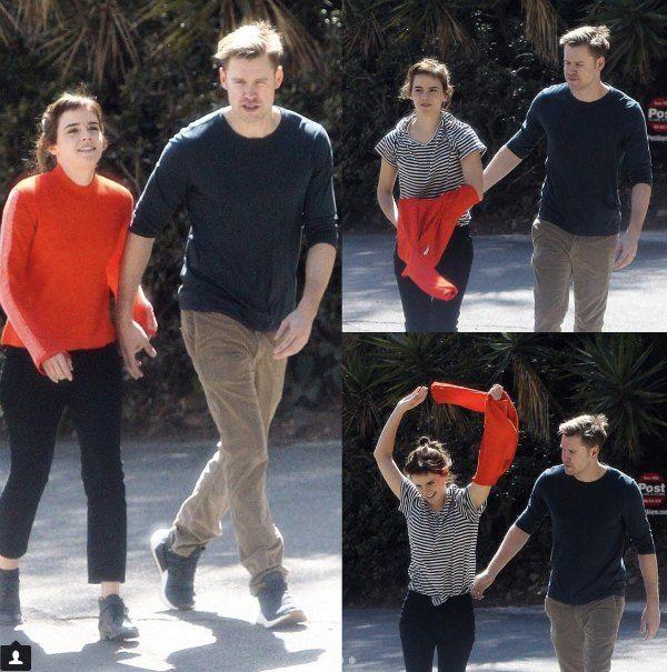El nuevo novio de Emma Watson