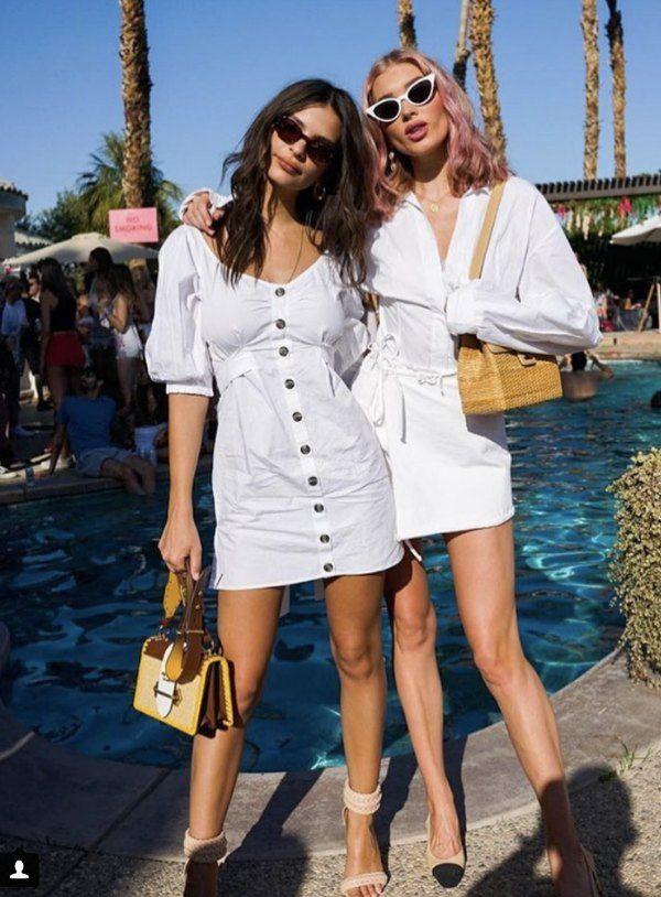 celebridades en Coachella