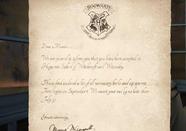 juego de Harry Potter para celular