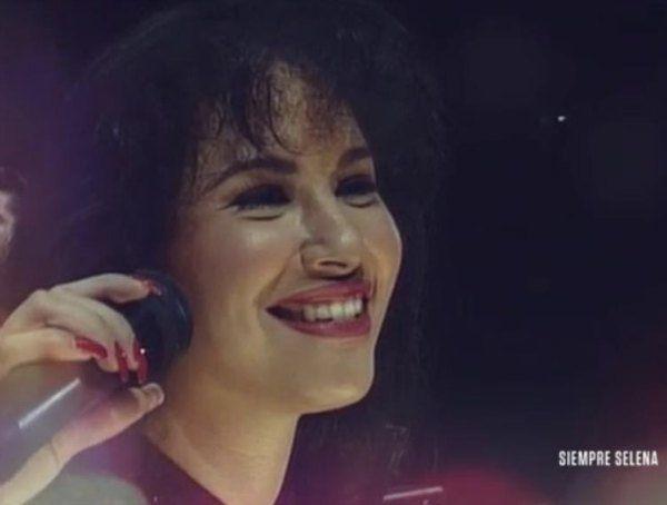 datos que no sabías de Selena Quintanilla