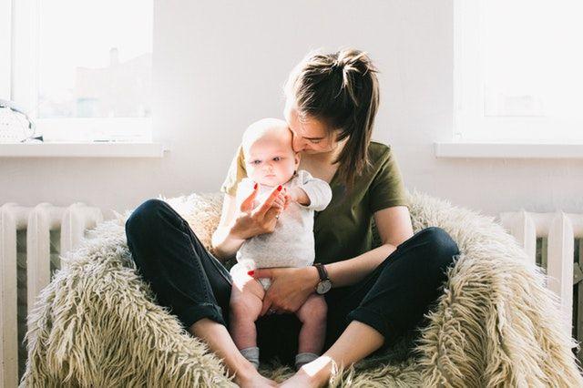 Baby Dove está inspirada en la fragancia real de los bebés