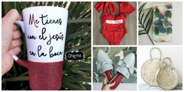 10 Regalos Para Mamá Hechos En México Hermosos