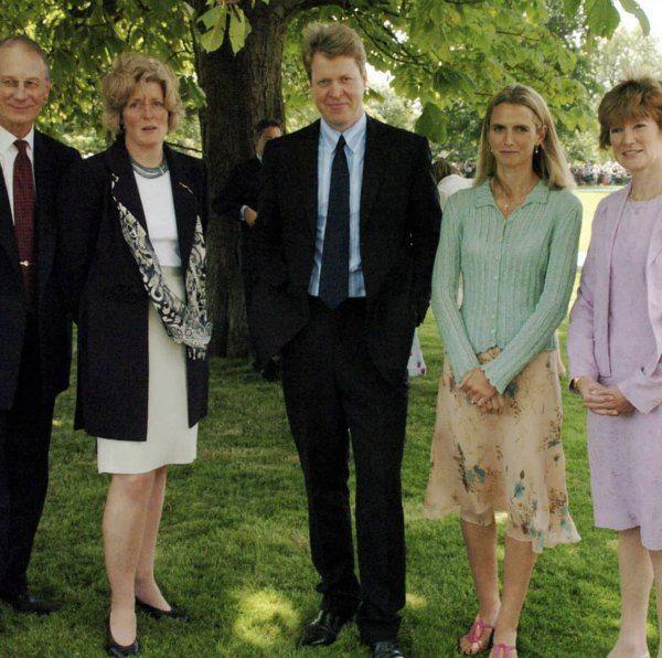 Princesa Diana en la Boda Real