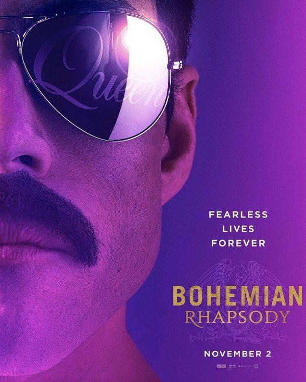 primer tráiler de Bohemian Rhapsody