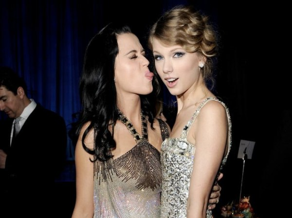 Katy Perry le pidió disculpas a Taylor Swift