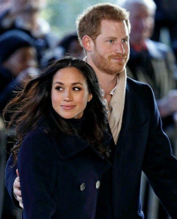 boda del Príncipe Harry y Meghan Markle